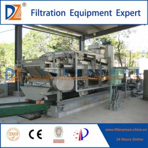 2017 New Screw Belt Filter Press for Mud Slurry Dewatering Treatment pictures & photos