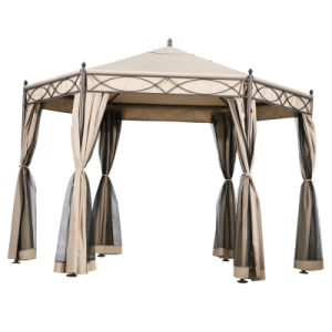 Steel Gazebo for Garden (G1067) pictures & photos