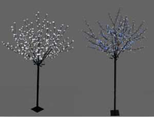 Holiday Decoratian Branch Light with White or Blue LED pictures & photos