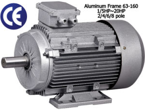 2.2kw-6pole- Alu~Frame 3 Phase AC Motor