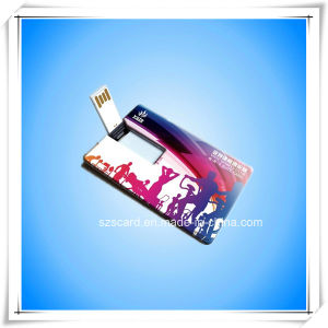 The Newest Fitness Center Promotional Gift USB Flash Disk Card
