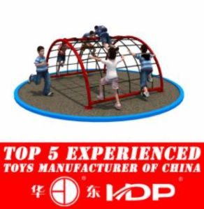 Half-Round Climbing and Throw-Over for Children Sport Game pictures & photos