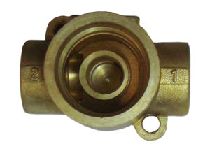Brass Hot Forged Part and CNC Machined Valve Part pictures & photos