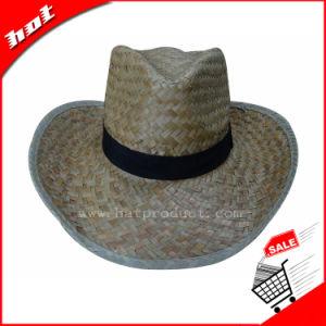 Cattail Straw Hat Cowboy Hat Sun Hat pictures & photos