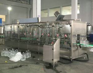 Triblock Bottle Filling Machinery for 3L pictures & photos