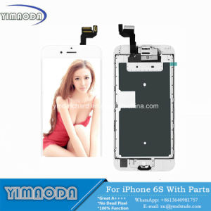 a+++ Mobile Phone LCD for iPhone 6s LCD Touch Screen with Flex Cable Small Parts pictures & photos