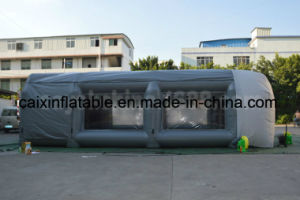 10m Giant Inflatable Spray Booth for Car, Inflatable Garage Tent, Inflatable Car Tent pictures & photos