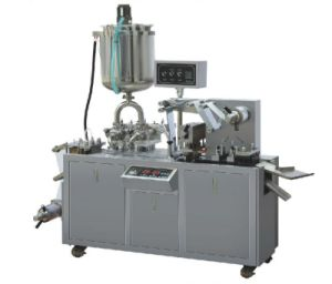 Mini Liquid Blister Packing Machine (DPB-80Y) pictures & photos