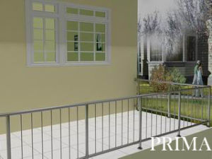 Stainless Steel Rod Balustrade/Railing (PR-16) pictures & photos