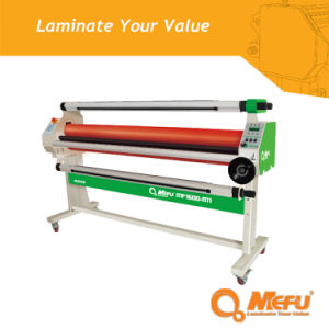 Mefu Good Price Pneumatic A3 Paper Laminator for Cold Paper
