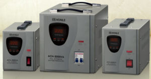 Honle Ach Series Voltage Stabilizer 220V 3kw pictures & photos