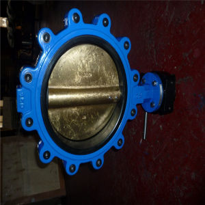 Lug Type Butterfly Valves, Contric Disc pictures & photos