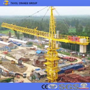 Qtz63 5610 Tower Crane From Tower Crane Manufacturer China pictures & photos