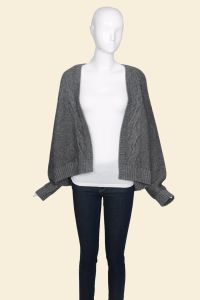 Women′s Cardigan Cashmere Sweater (17BRAW010) pictures & photos