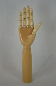 Wood Color Male Hands Dummies Mannequin for Decors pictures & photos