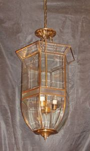 Copper Pendant Lamp with Glass Decorative 19010 Pendant Lighting pictures & photos