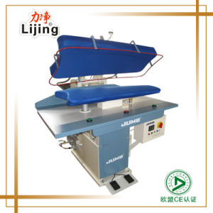 Wjt-125 Fully Automatic Universal Laundry Press Iron pictures & photos