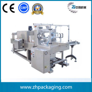 Overlapping Shrinking Wrapping Machine Packing Machine (Pw-800h) pictures & photos