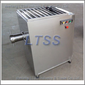 Frozen Pork Meat Mincer for Ham / Sausage Processing pictures & photos