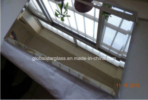 2-6mm Copper Free and Lead Free Aluminum Mirror for Bathroom with ISO, CCC, Ce, AS/NZS2208 pictures & photos