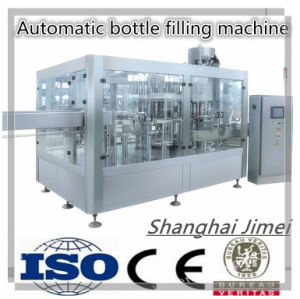 Best Price Automatic 3-in-1 Bottle Filling Machine/Juice Machine pictures & photos