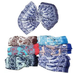 Fashion Polyester Scarf (UD91103)