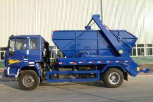 16t Sinotruk 4X2 Arm Type Refuse Truck Garbage Truck