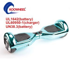 Two Wheel Smart Balance Scooter Hover Board Koowheel pictures & photos