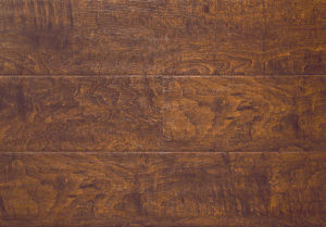 12.3mm U Groove Wood Texture Handscraped HDF Laminate Flooring AC3 pictures & photos