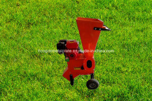 Hot Sale in Australia and New Zealand 9HP Wood Chipper Shredder pictures & photos