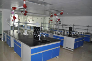 Laboratory Steel Island Work Bench pictures & photos