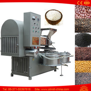 Groundnut Soybean Coconut Sunflower Peanut Oil Press Making Machine pictures & photos