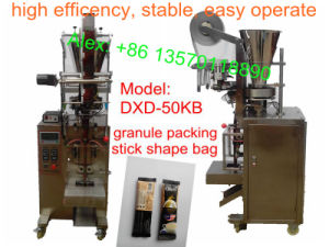 Coffee Packaging Machinery 40bags/Min (PLC control; stick shape) pictures & photos