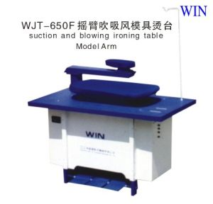 Effective Ironing Table with Arm (WJT-1400C) in Super Quality
