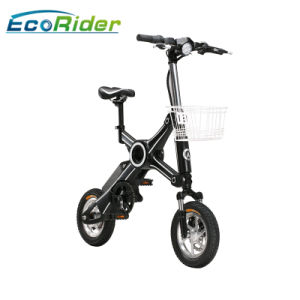 "12"" Folding Electric Bike/Ecorider Bicycle/Scooter Ebike pictures & photos"