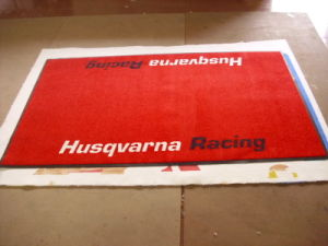 Inkjet Printed Logo Mats with High Quality pictures & photos
