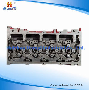 Engine Cylinder Head for Cummins Isf2.8 Isf3.8 5271176 pictures & photos