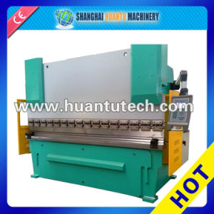 Hydraulic CNC Folding Machine Steel Folding Machine Iron Folding Machine (WE67K) pictures & photos