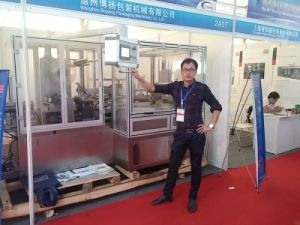 Full Automatic Blister Packing Machine for Toothbrush