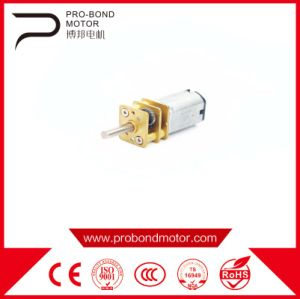 DC Gear Motor Wholesale 12zyj N20 pictures & photos