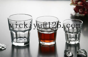 Glass Beer Cup High Quality Glass Whiskey Cup