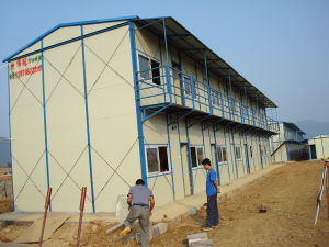 Easy Assembly Prefabricated House