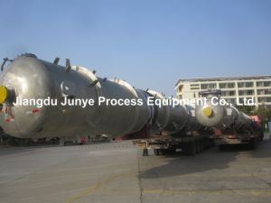 Crude Solvent Separator Column Tower pictures & photos