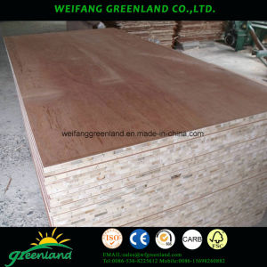 E1 Grade Melamined Block Board for High Grade Furniture Produce pictures & photos