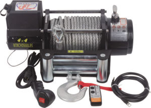 20000 Lbs 4WD Winch for off Road Winch