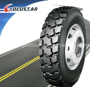 Mining Truck Tires (11.00r20, 12.00r20, 13r22.5) pictures & photos