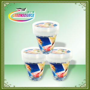 High Quality Brand Logo Label/in Mold Label for Butter Container pictures & photos
