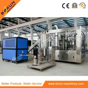 Carbonated Drinks Filling Capping Machine for Glass Bottle pictures & photos
