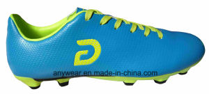 Athletic Football Boots Outdoor Soccer Shoes (816-9959) pictures & photos