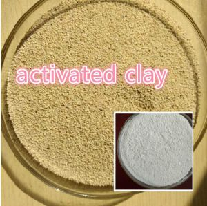 Produce by Our Own Factory, Activated Clay pictures & photos
